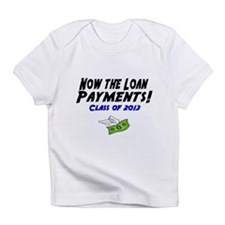 Now the loan payments! Class of 2013 Infant T-Shir