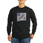 Los Alamos Alien Life Support Long Sleeve T-Shirt