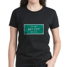 Bay City, Texas City Limits T-Shirt