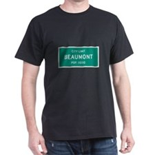 Beaumont, Texas City Limits T-Shirt