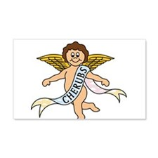 CHERUBS CDH Charity Wall Decal