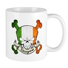 Dwyer Irish Skull Mug