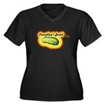 everythingsjewishtshirt.png Plus Size T-Shirt