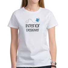 Cute Interior designer Tee