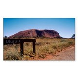 Uluru (Ayers Rock) - Decal