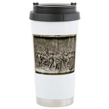 Giordano Bruno's execution - Ceramic Travel Mug