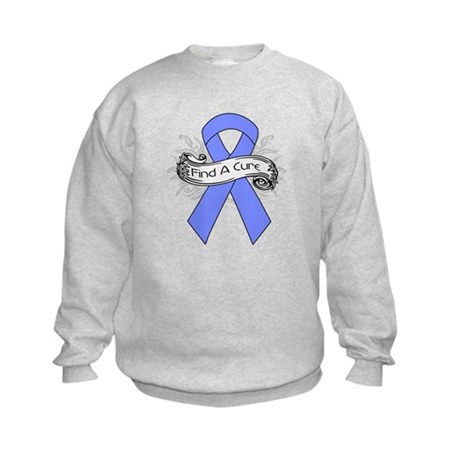 Intestinal Cancer Find A Cure Kids Sweatshirt