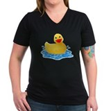 Women's Rubber Ducky T-Shirt