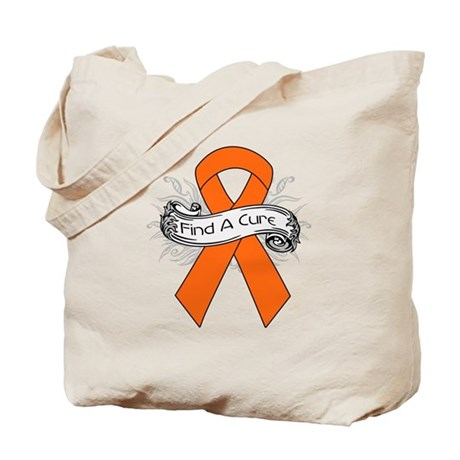 Leukemia Find A Cure Tote Bag