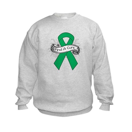 Liver Cancer Find A Cure Kids Sweatshirt