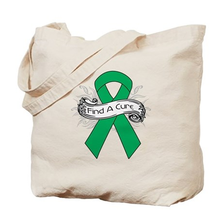 Liver Cancer Find A Cure Tote Bag