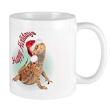 Bearded Dragon Happy Holiday Mug