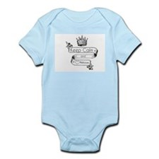 Keep Calm & Love Atticus Infant Bodysuit