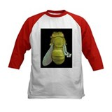Infected bee, SEM - Tee
