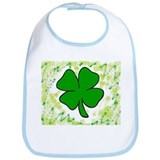 Cute St patty's day Bib