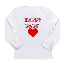 Happy Baby Long Sleeve Infant T-Shirt