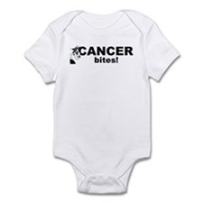 CH Cancer Bites Infant Bodysuit