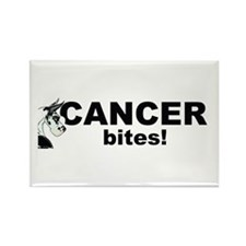 CH Cancer Bites Rectangle Magnet (10 pack)