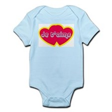 Je t'aime ove You) Body Suit