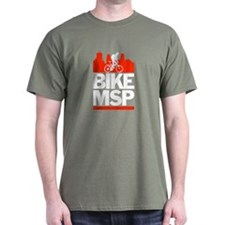 Bike Minneapolis T-Shirt