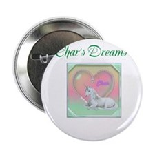 "Char's Dreams 2.25"" Button"