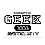 Geek University Postcards (Package of 8)