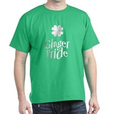 Ginger Pride - St Patricks Day T-Shirt
