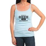 Geek University Jr. Spaghetti Tank