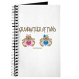 Grandma Of Twins- Boy/Girl Journal