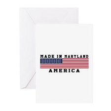 Made In Maryland Greeting Cards (Pk of 10)