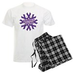 GIST Cancer Sucks Men's Light Pajamas