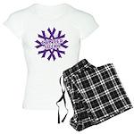 GIST Cancer Sucks Women's Light Pajamas