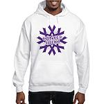 GIST Cancer Sucks Hooded Sweatshirt