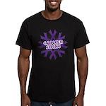 GIST Cancer Sucks Men's Fitted T-Shirt (dark)