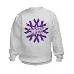 GIST Cancer Sucks Kids Sweatshirt