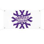 GIST Cancer Sucks Banner