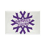 GIST Cancer Sucks Rectangle Magnet (10 pack)