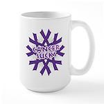GIST Cancer Sucks Large Mug