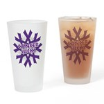 GIST Cancer Sucks Drinking Glass