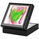 Heart Love Keepsake Box