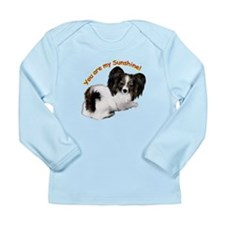 Papillon Long Sleeve Infant T-Shirt