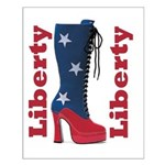 Liberty Small Poster
