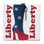 Liberty Tile Coaster