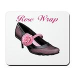 Rose Wrap Mousepad