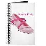 Sneak Pink Journal