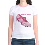 Sneak Pink Jr. Ringer T-Shirt