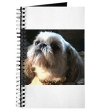 Cute Funny dog picture Journal