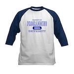 Programming University Kids Baseball Jersey