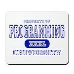 Programming University Mousepad