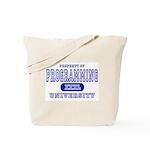Programming University Tote Bag